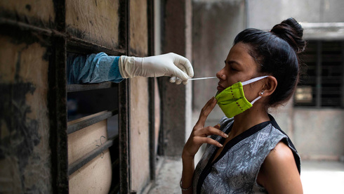 ארגון הבריאות העולמי: הווריאנט ההודי של הקורונה - הדומיננטי בעולם