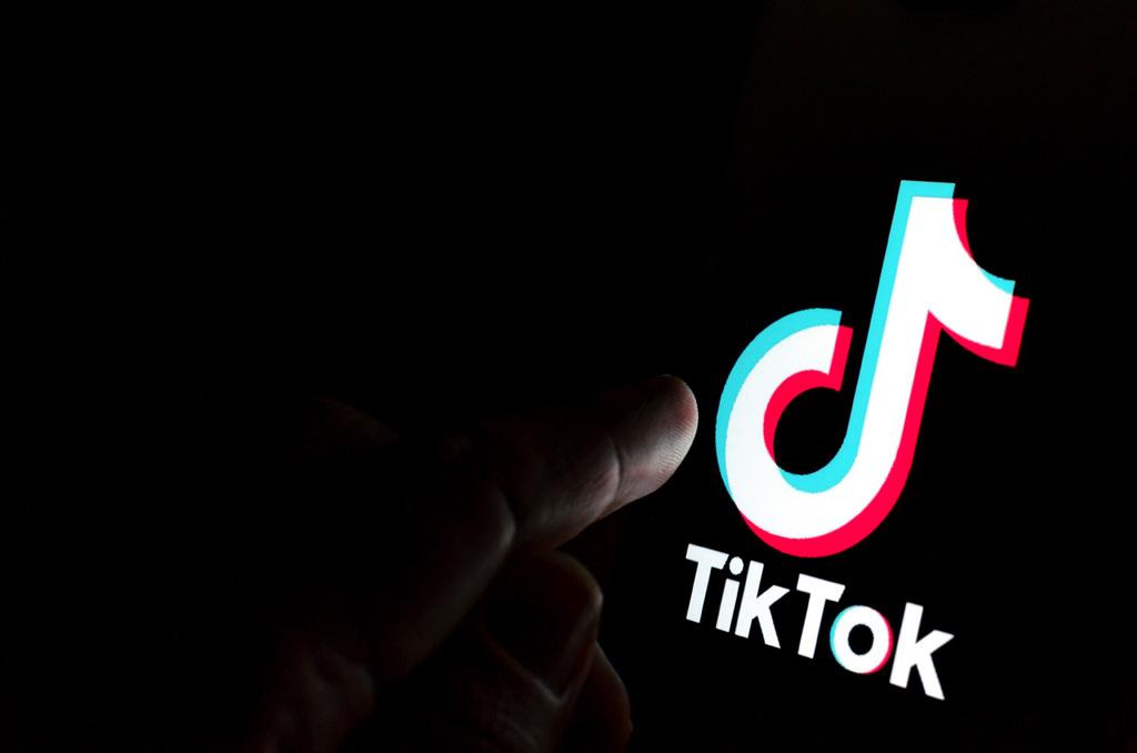 TikTok app logo אפליקציית טיקטוק
