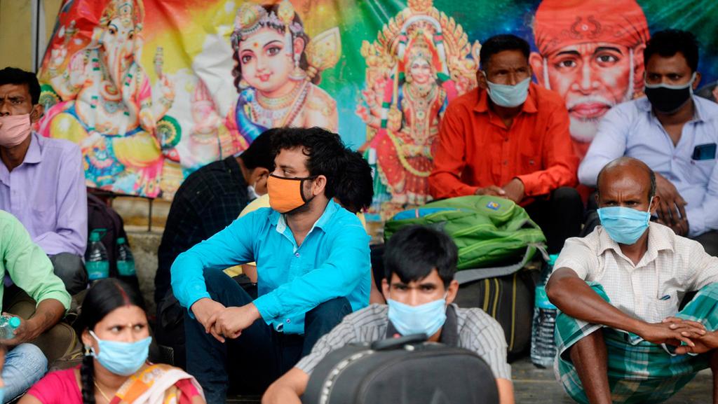 הודו שוב שברה את השיא העולמי של מספר הנדבקים היומי בקורונה