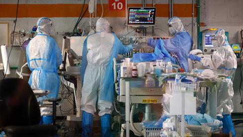 90% מהחולים קשה מתחת לגיל 50 - לא מחוסנים