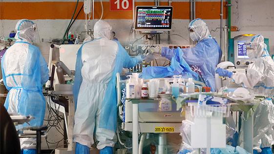 167 חולי קורונה במצב קשה - המספר הגבוה מאז אמצע אפריל