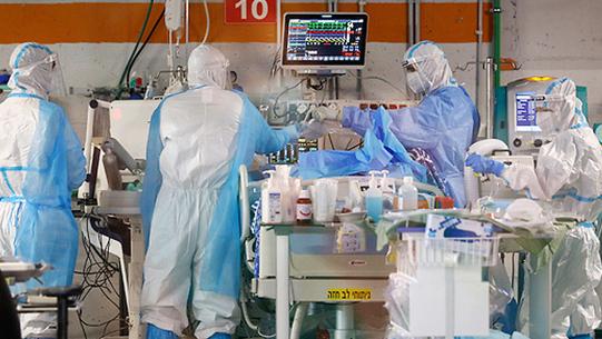 671 אובחנו עם קורונה מאז חצות, ירידה במספר החולים קשה