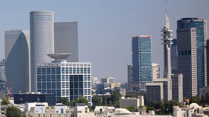 תל אביב עזריאלי משרד הביטחון יולי 2020