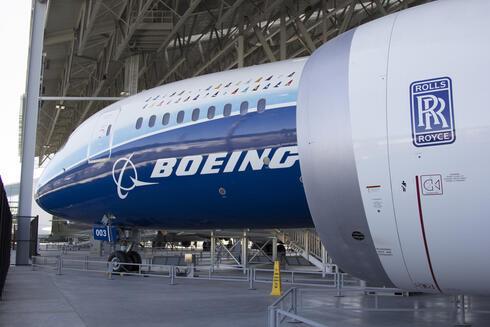 בואינג 787 דרימליינר במפעלי החברה בסיאטל , צילום: שאטרסטוק