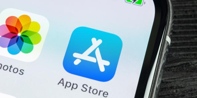 חנות אפליקציות Appstore , צילום:  שאטרסטוק