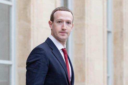 """מארק צוקרברג, מייסד ומנכ""""ל פייסבוק , צילום: בלומברג"""