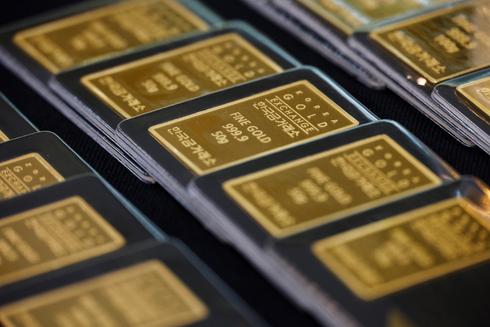 מטילי זהב, צילום: רויטרס