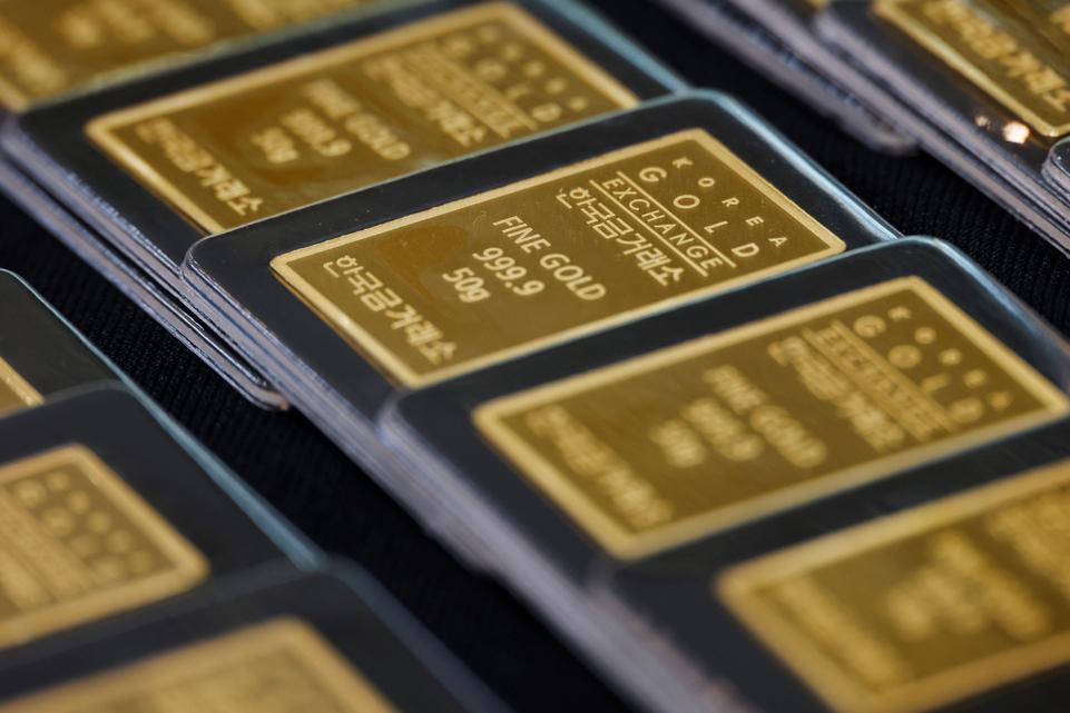 בורסת זהב סיאול דרום קוריאה