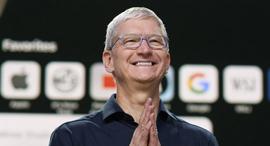"""טים קוק, מנכ""""ל אפל, צילום: Apple"""