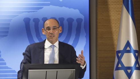 אמיר ירון, נגיד בנק ישראל , צילום: בלומברג