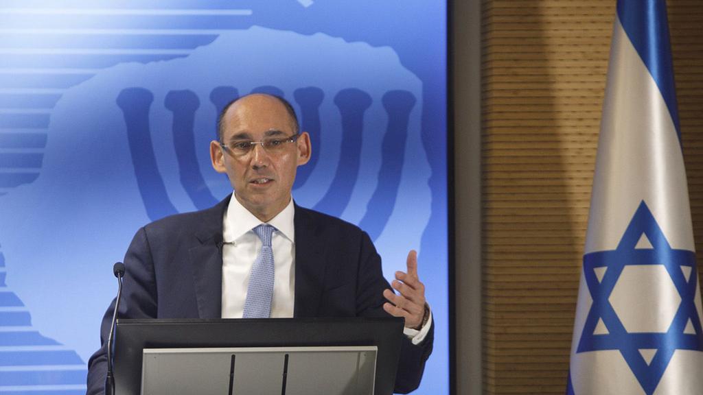 אמיר ירון נגיד בנק ישראל ינואר 2020