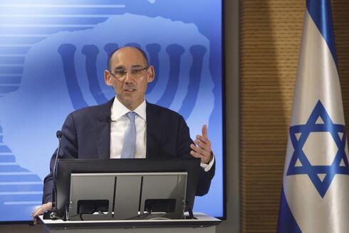 אמיר ירון נגיד בנק ישראל, צילום: בלומברג