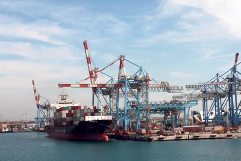 נמל אשדוד , צילום: אוראל כהן