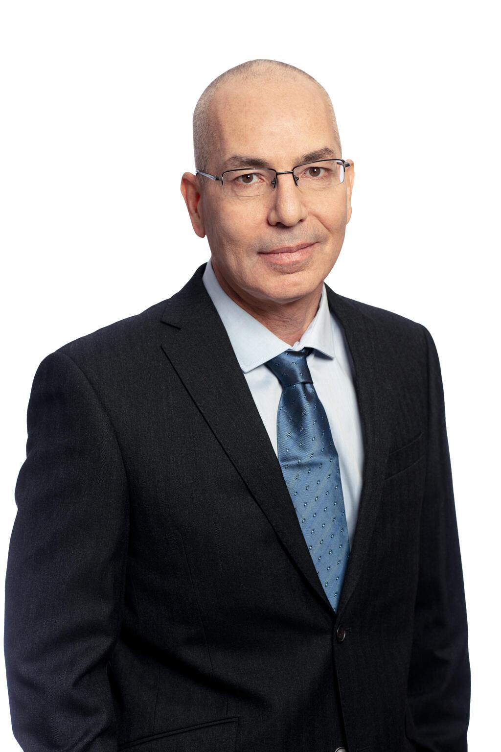 """ד""""ר גלעד גולוב מנכ""""ל מכון התקנים הישראלי"""