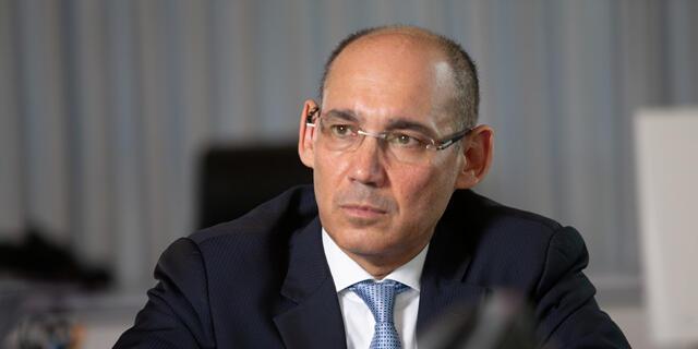 נגיד בנק  ישראל פרופ' אמיר ירון ינואר 2020  2