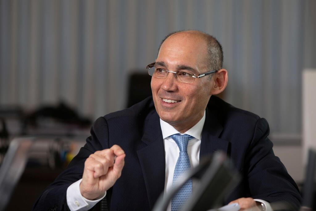 פרופסור אמיר ירון נגיד בנק ישראל