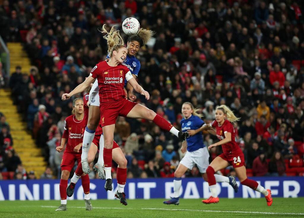 כדורגל נשים סופר ליג ליברפול נגד צ'לסי