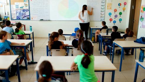בית ספר בתל אביב, צילום: עמית שעל