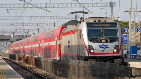 """הרכבת לביה""""ד: הוועד נוקט עיצומים - ומונע הפעלת קו חשמלי חדש"""