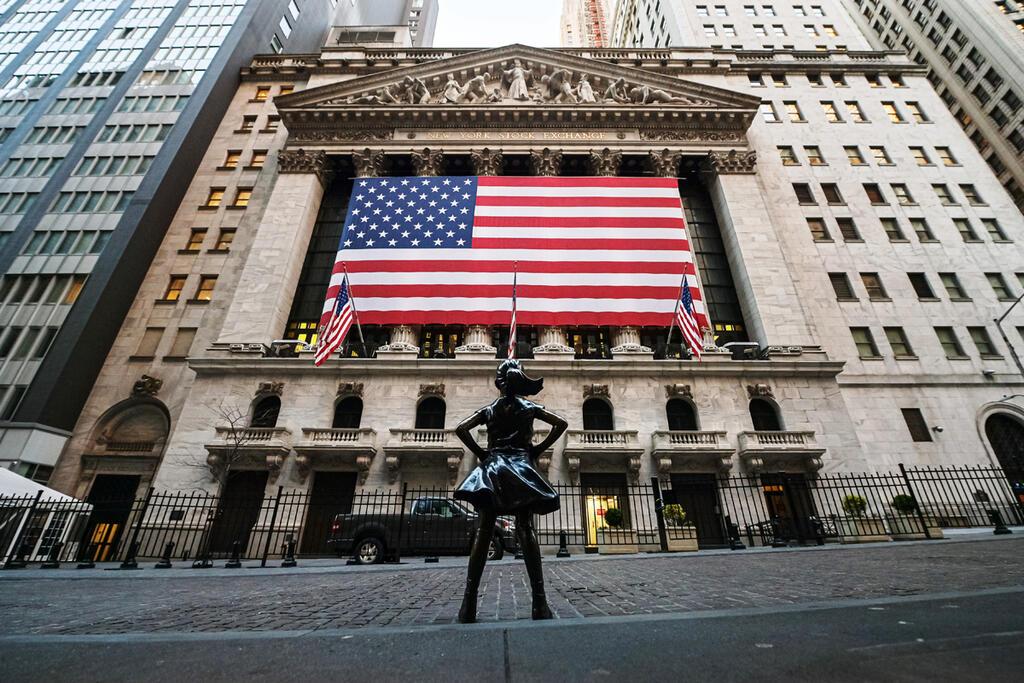 וול סטריט NYSE בורסת ניו יורק קורונה