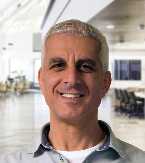 דניאל בן עטר, צילום: באדיבות אינטל