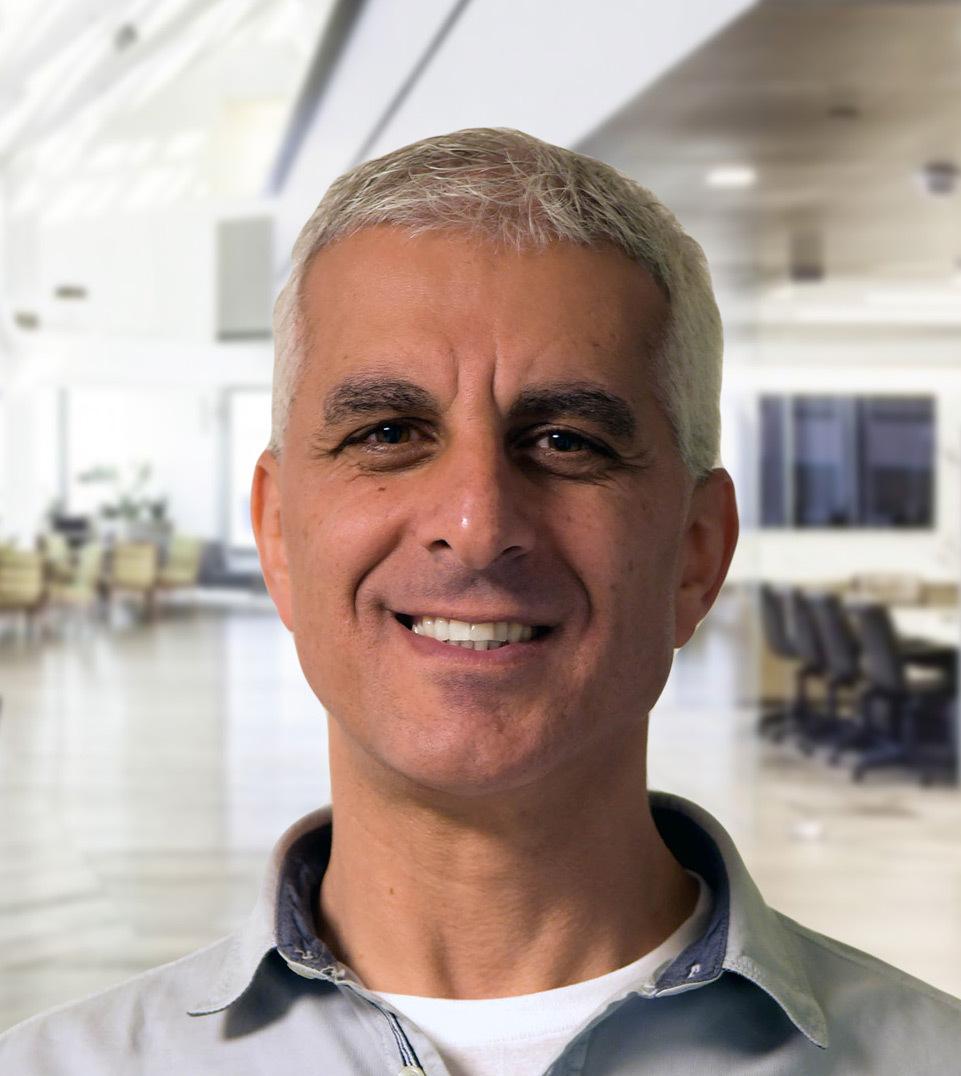 דניאל בן עטר מנהל ייצור השבבים העולמי של אינטל