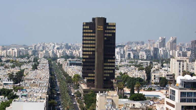 תל אביב אבן גבירול מגדל המאה
