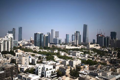 צפיפות בתל אביב, צילום: בלומברג