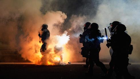 """אורגון, ארה""""ב , צילום: AFP"""