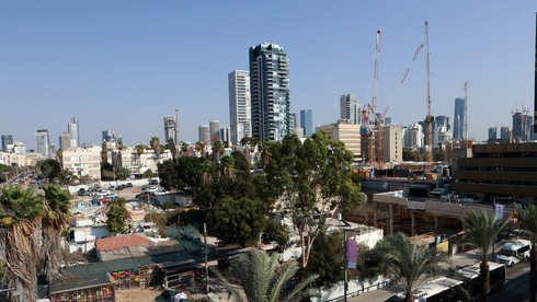 מתחם סומייל בתל אביב, צילום: עמית שעל