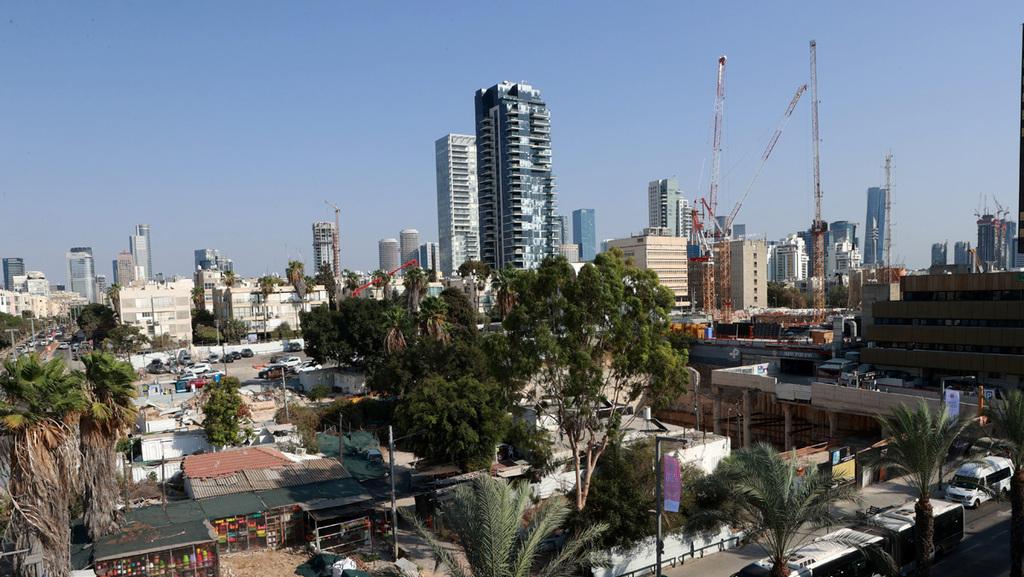 אושרה תוספת של 52 דירות למגדל הצפוני שתבנה אפריקה ישראל מגורים במתחם סומייל בתל אביב