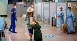 נמל התעופה ברומא - הטוב ביותר באירופה בהיערכות לקורונה