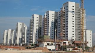 בניינים בבנייה, צילום: אוראל כהן