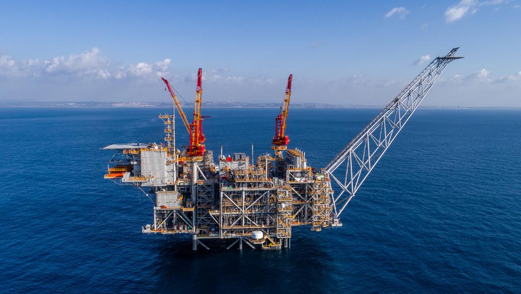 """נמל חיפה תובע את נובל אנרג'י ב-77 מיליון שקל: """"הקימה נמל פרטי באסדת לווייתן"""""""