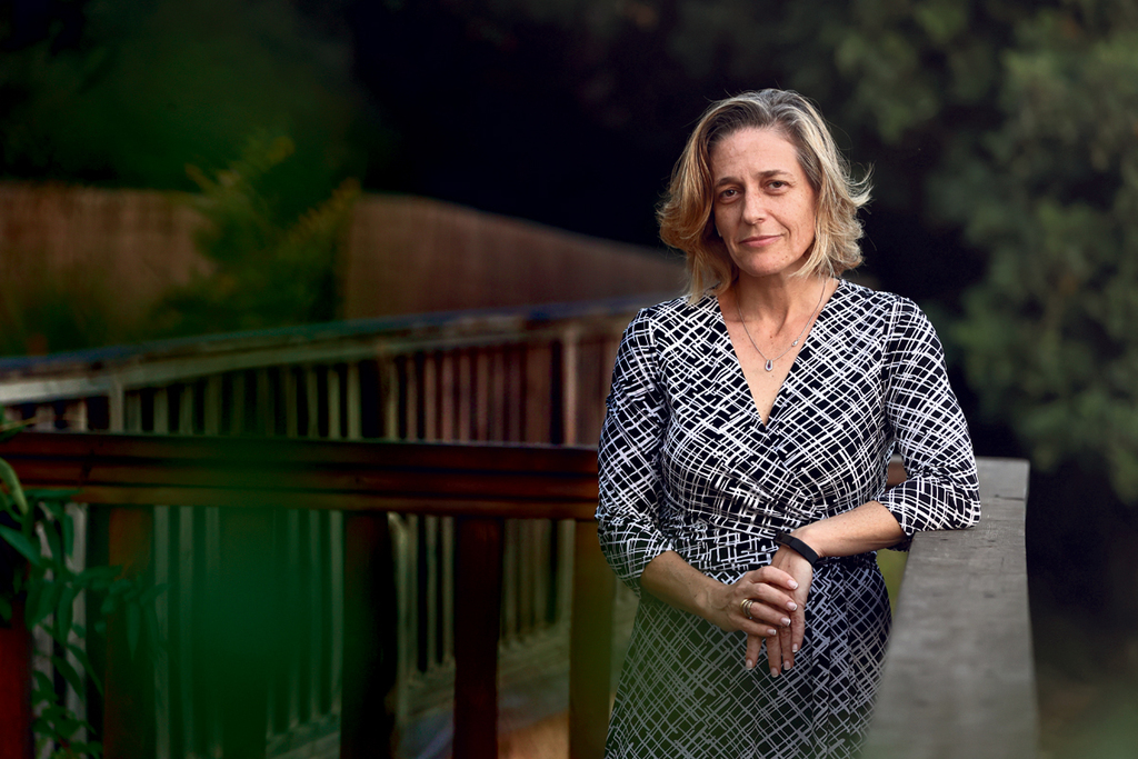 שרון אלרעי פרייס ראש שירותי הציבור במערכת הבריאות