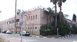קירות מתקלפים סרפנד אל ח׳רב 1