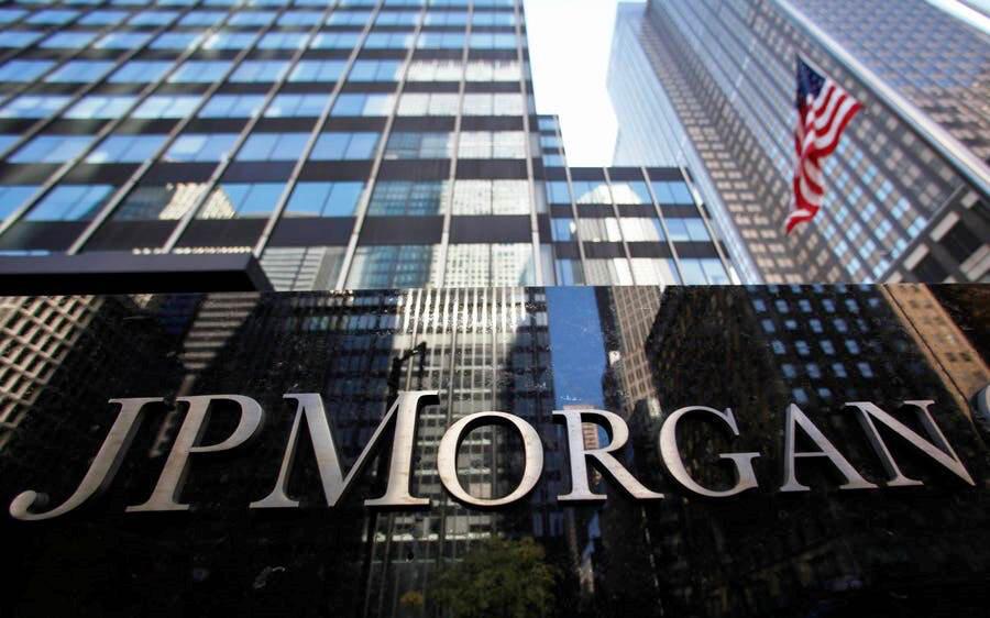 בנק ג'יי פי מורגן צ'ייס JP Morgan ניו יורק