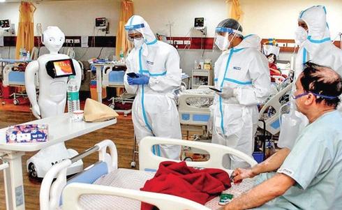 בית חולים בהודו , צילום: PTI