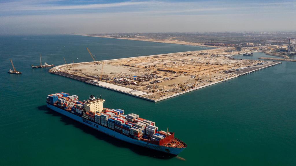 נמל אשדוד החדש
