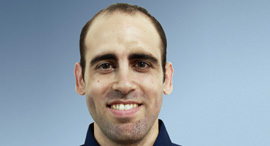 """Cyberpion CEO Nethanel Gelernter מנכ""""ל ומייסד שותף ד""""ר נתנאל גלרנטר סייברפיון , צילום: יח""""צ"""