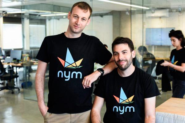 עמיחי ניידרמן ואדם רימון, מייסדי  NYM, צילום: NYM health