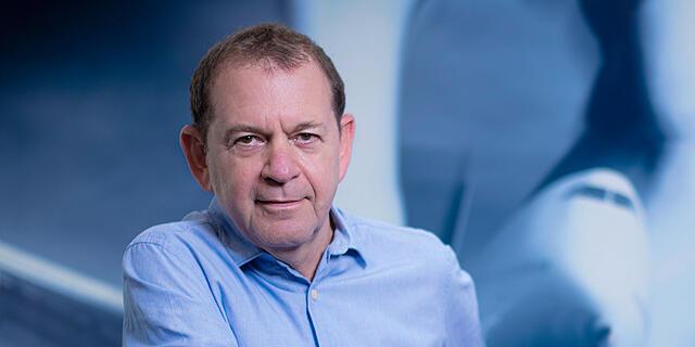 """מנכ""""ל ישראייר אורי סירקיס, צילום: יובל חן"""
