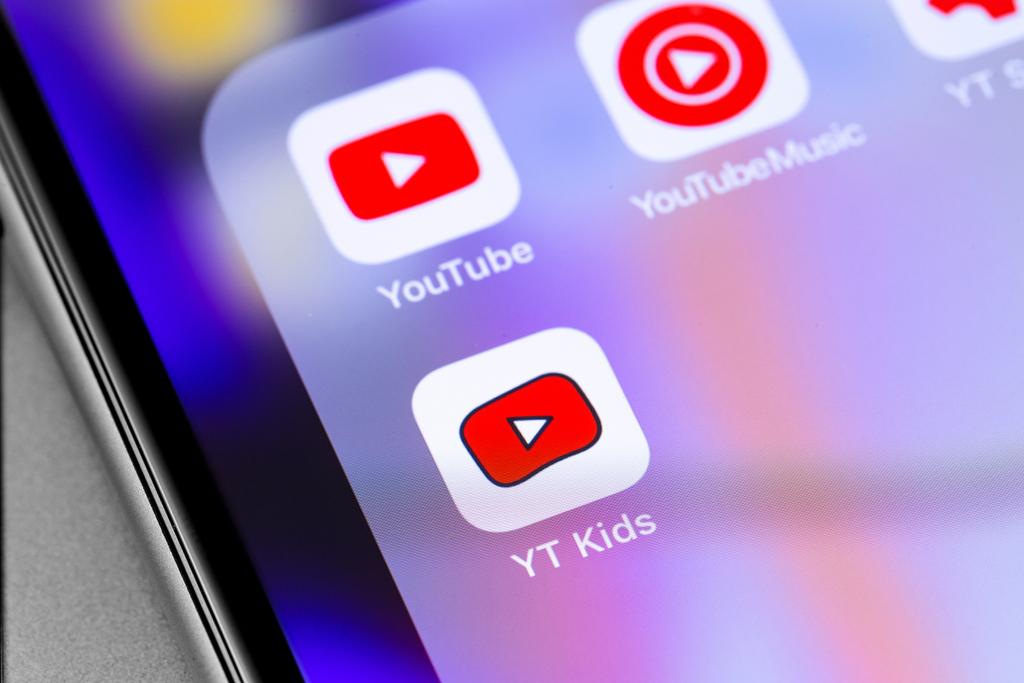 youtube kids יוטיוב קידס 1