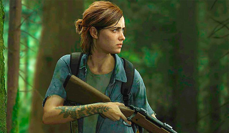 The Last Of Us 2 נשים ב גיימינג