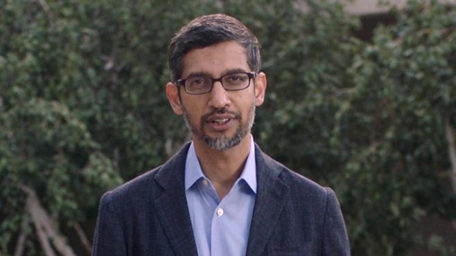 "מנכ""ל Google גוגל סונדר פיצ'אי"