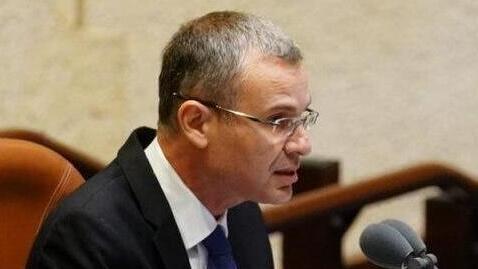 """יו""""ר הכנסת יריב לוין ביטל את תוצאות הצבעה היום"""