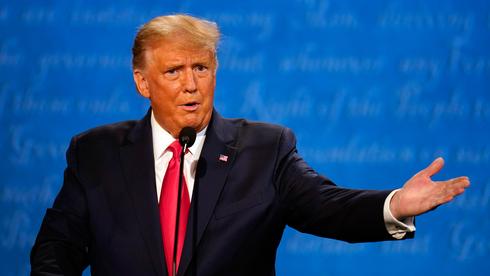 דונלד טראמפ, צילום: איי פי