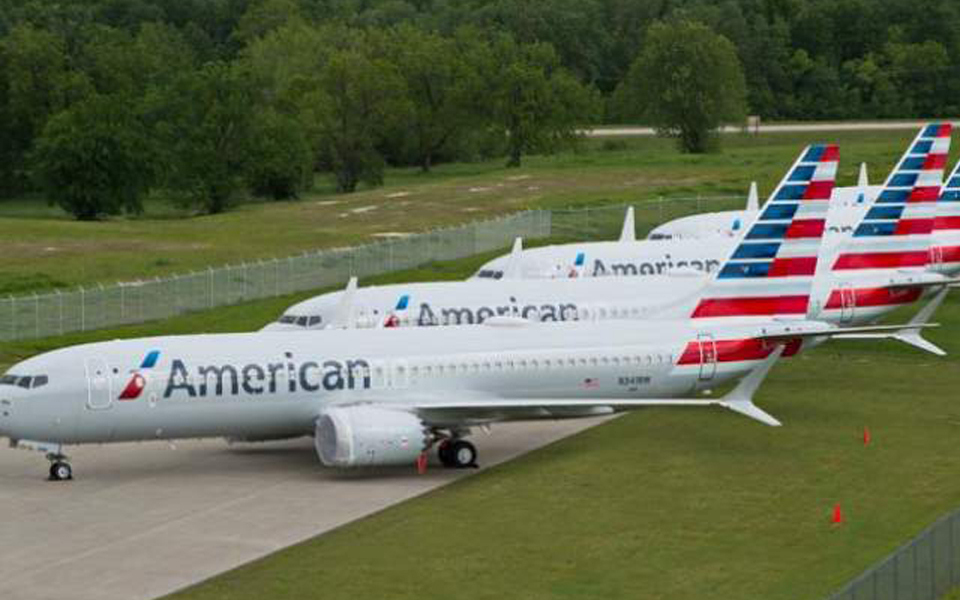 American Airlines Airlines Boeing 737 Max