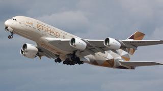 מטוס של איתיחאד, צילום: שאטרסטוק