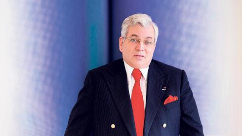 """עסקי נדל""""ן ותעופה. אהרון פרנקל, צילום: ויקיפדיה"""